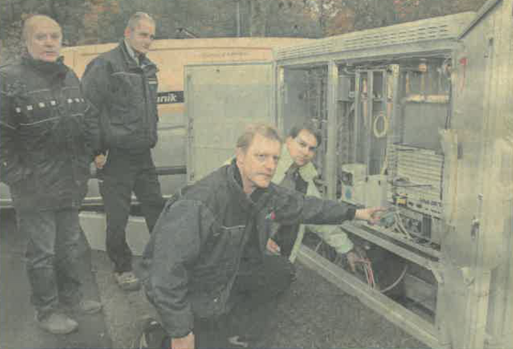 Siebers: Riesenauftrag von der Telekom