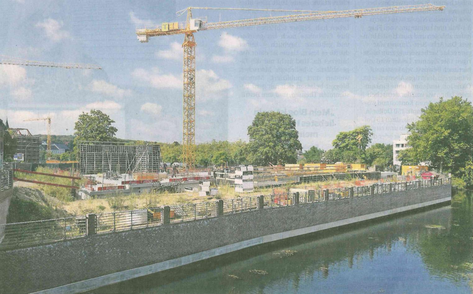 Zwölf Millionen Euro für die neue Bank