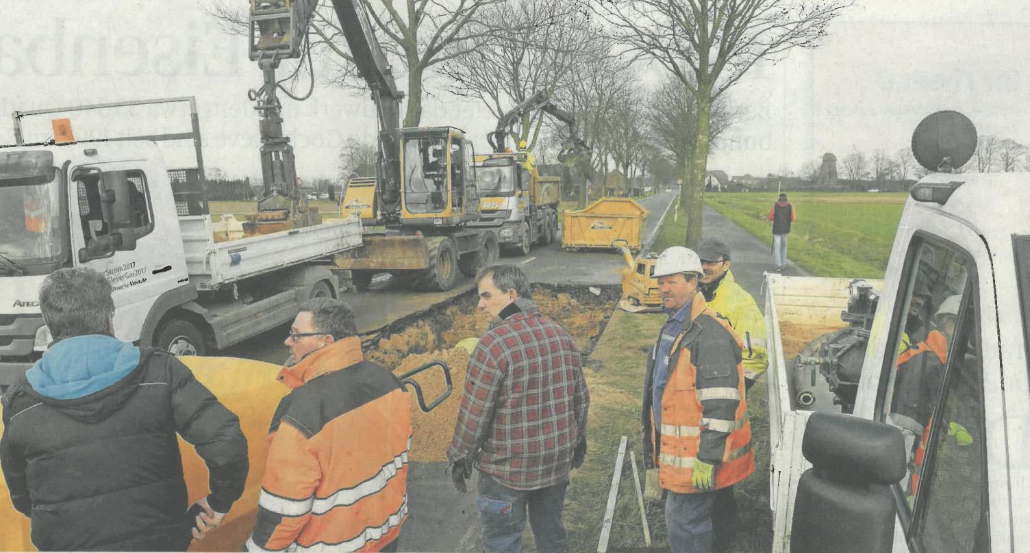 """""""K3"""" wegen Wasserrohrbruchs gesperrt"""