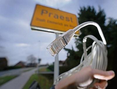 Breitband-Internet für Emmerich