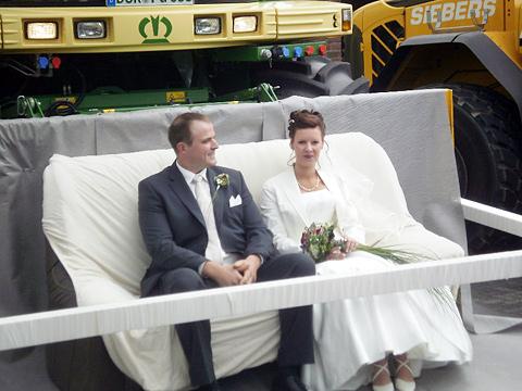 Hochzeit Mitarbeiter Hövel & Anka