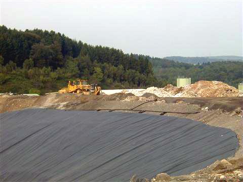 Sieben für das Müllverbrennungswerk in Remshagen
