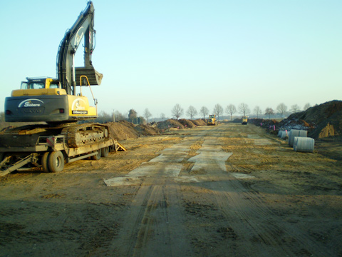 Erschließung Neubaugebiet Nr. 49 in Goch