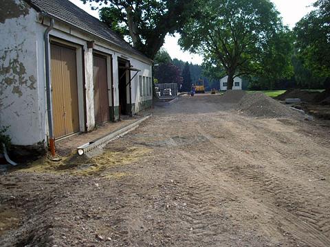 Pflasterarbeiten und Außenanlagen in Kleve