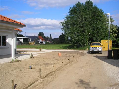 Pflasterarbeiten und Außenanlagen in Nierswalde
