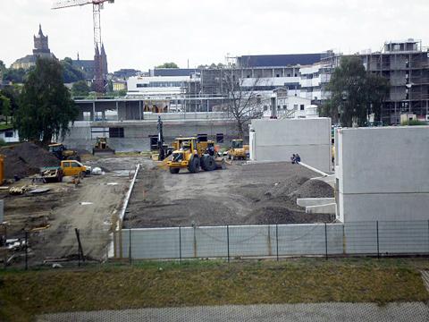 2010/11: Neubau Hochschule Rhein-Waal in Kleve