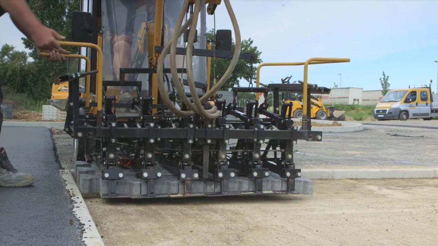 Pflasterarbeiten - Kleve, Goch, Kranenburg - Gebrüder Siebers Tiefbau GmbH