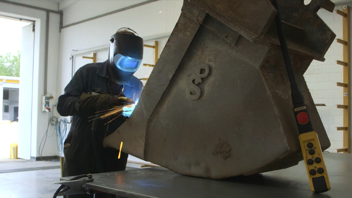 Reperatur und Instandhaltung - Kleve, Goch, Kranenburg - Gebrüder Siebers Tiefbau GmbH