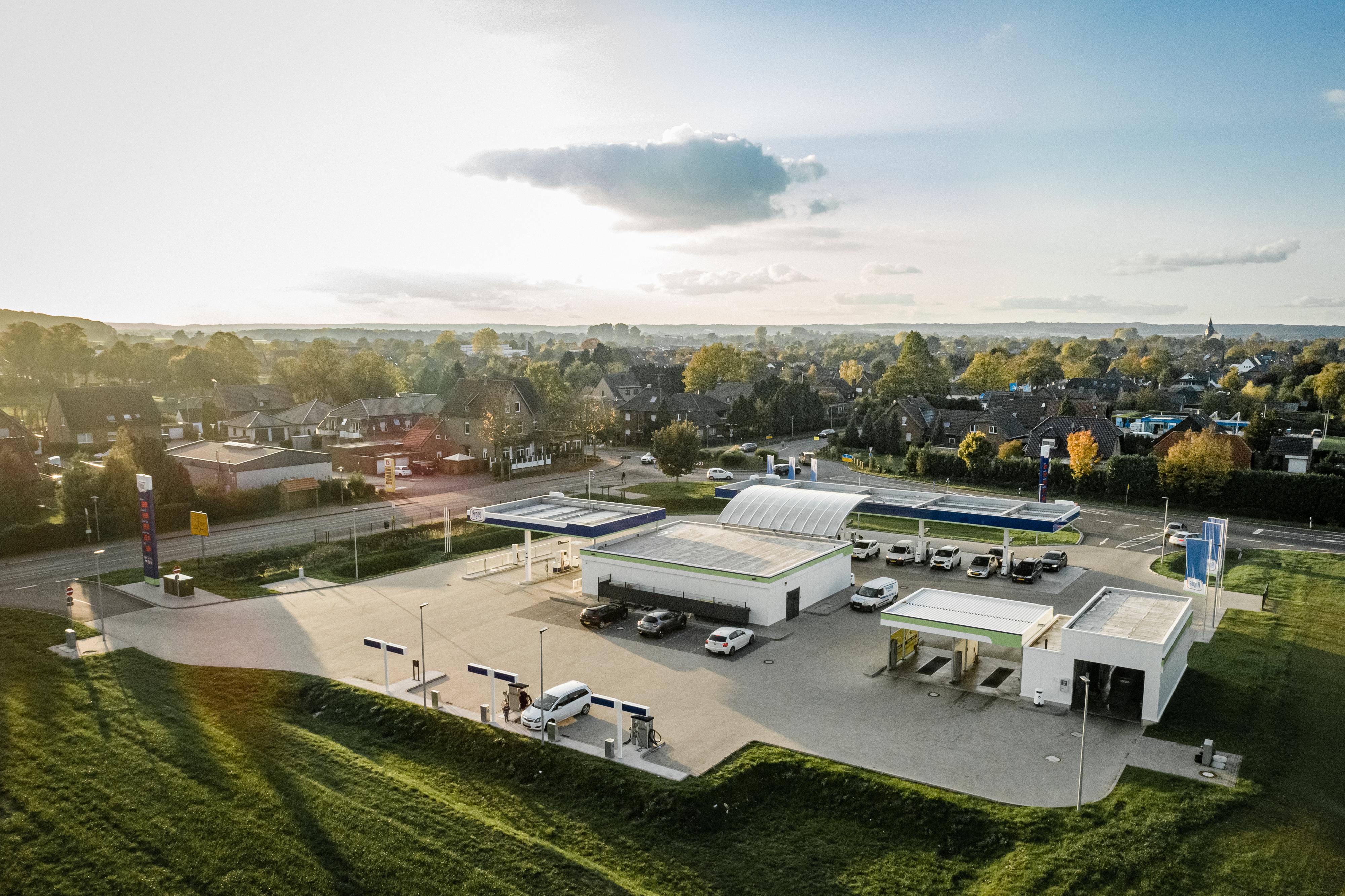 Tankstelle Argos Kranenburg
