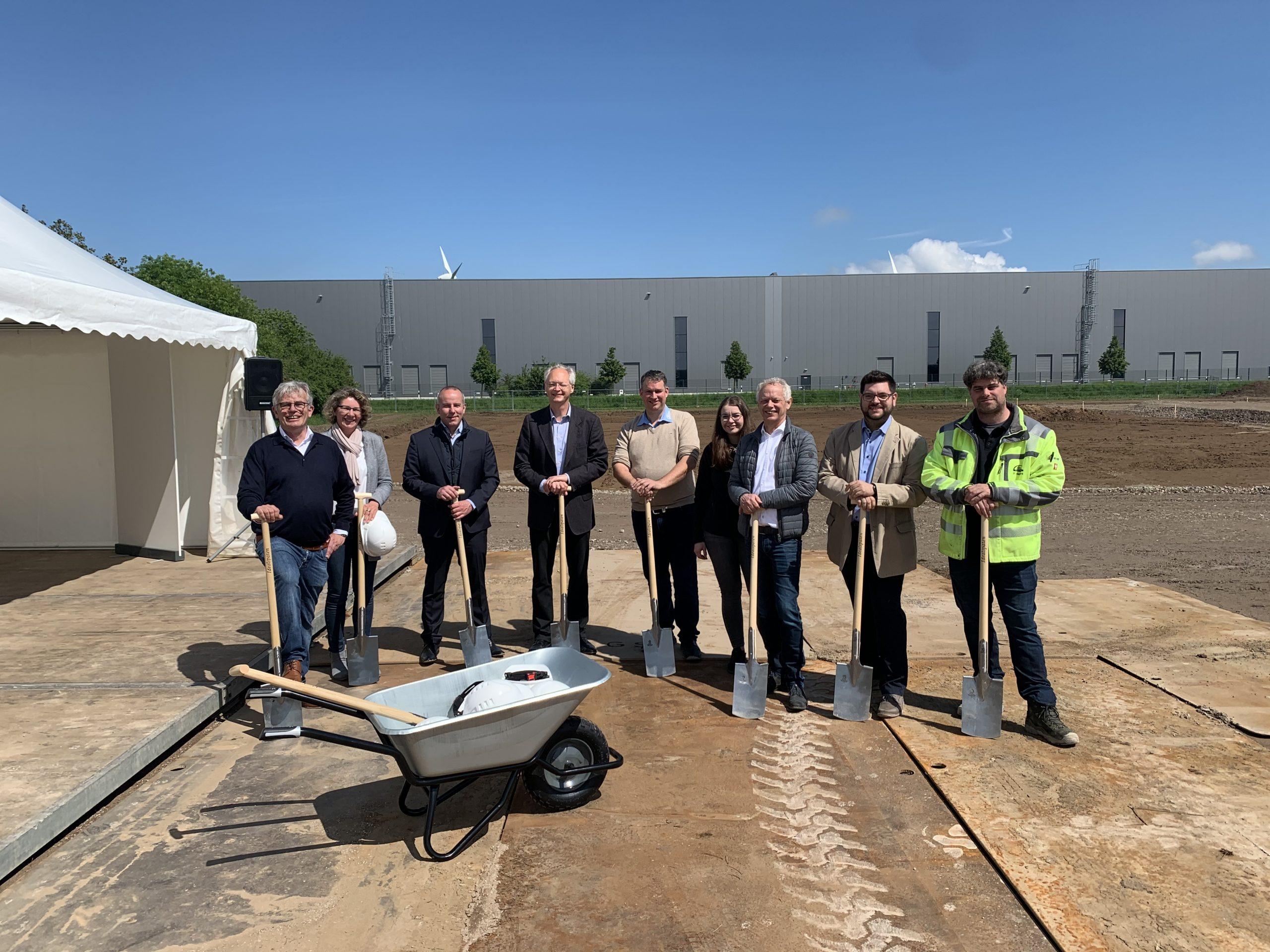 Ionisos investiert 30 Millionen Euro in Kleve